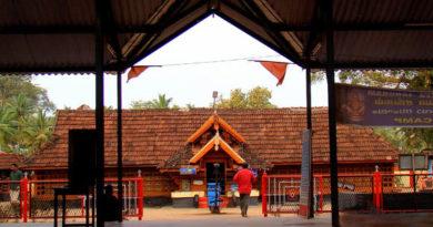 Aryankavu-Temple