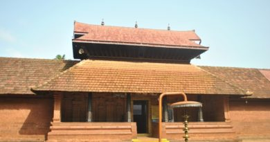 cherukunnu annapoorneshwari temple
