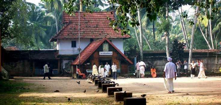 thiruvallam parasurama temple