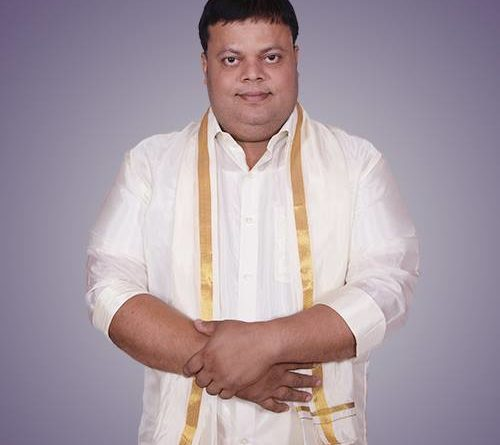 Anoop Chandran - Bigg Boss Malayalam season 1 Contestants