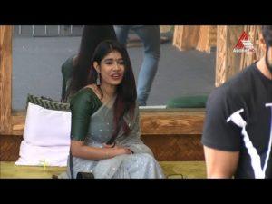 Rajith ask alasandra johnson whats next program? - Bigg Boss malayalam