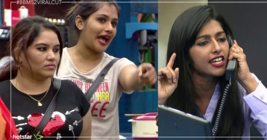 Alina Padikkal, Reshma Rajan and Daya Aswathy returned - bigg boss malayalam season 2