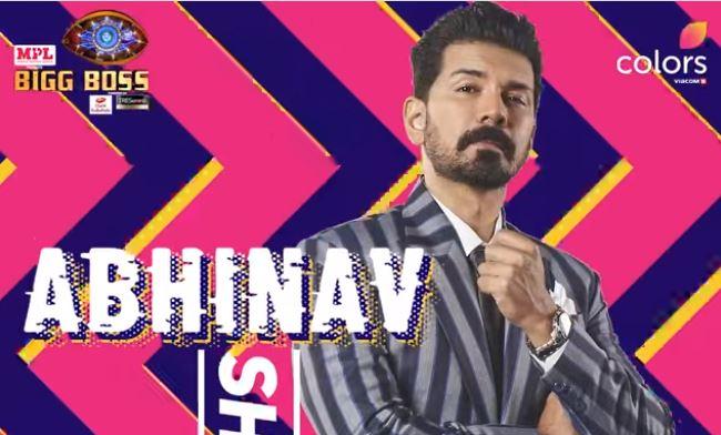 Abhinav Shukla bigg boss 14 contestant