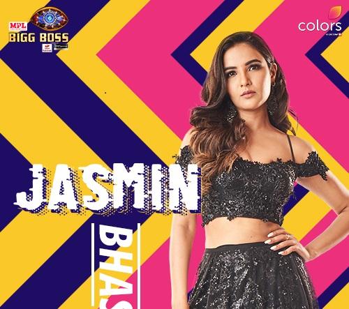 Jasmin Bhasin bigg boss 14 contestant