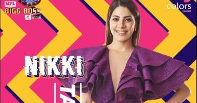 Nikki Tamboli bigg boss 14 contestant